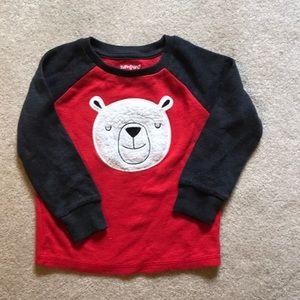 Boys polar bear sweater